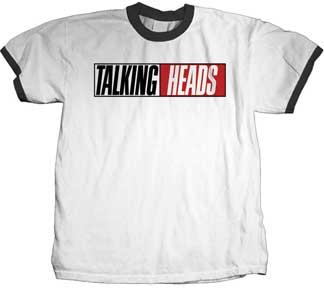 0c841716 Group:TALKING HEADS TRUE STORIES MENS LIGHTWEIGHT RINGER Color: WHITE Size:  S Size: M Size: L Size: XL