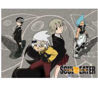 Soul Eater Patty Liz Binder 13031 Death the Kid