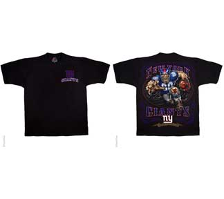 2ab180229 Group NFL - ALL NEW YORK GIANTS RUNNING BACK MENS TEE Color  BLACK Size  S  Size  M Size  L Size  XL Size  2XL+ 1.00